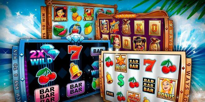 Игровые автоматы онлайн бесплатно пропки