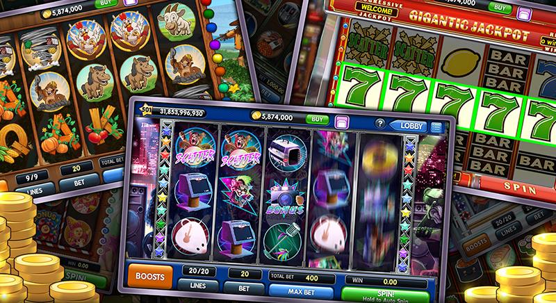 Играть в игровые автоматы только бесплатно